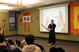 Japanese Kendo Demonstration