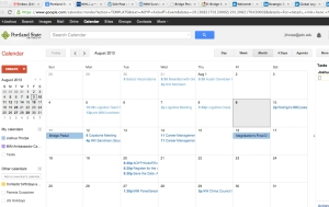 Google Calendar Pic