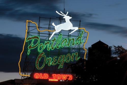 Portland landmark