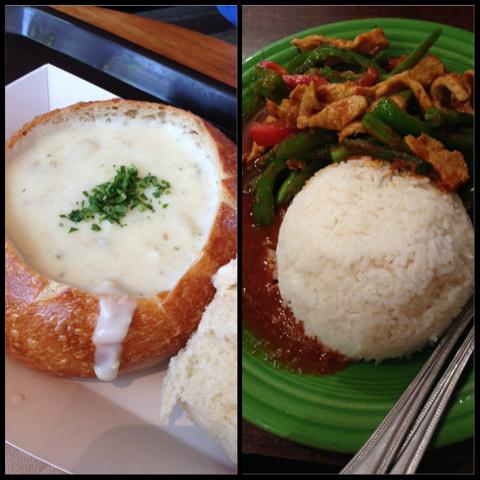 Thai Food Lombard Street